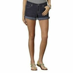 Jessica Simpson Forever Low Rise jean shorts
